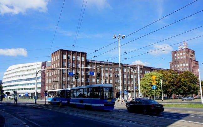 Przedmieście Oławskie we Wrocławiu