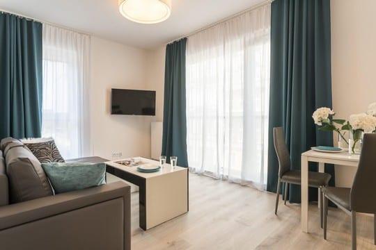 apartament 64 wrocław