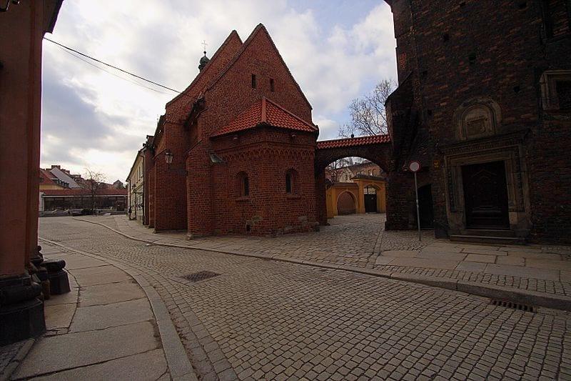 wrocław kośció św idziego