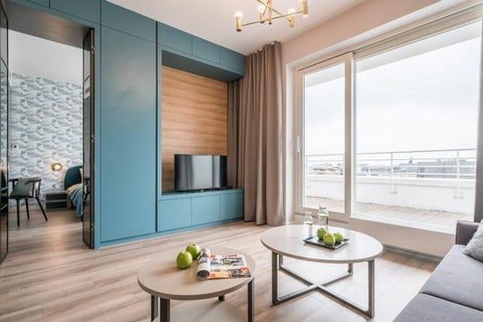 luksusowy apartament we Wrocławiu idealny dla biznesmena